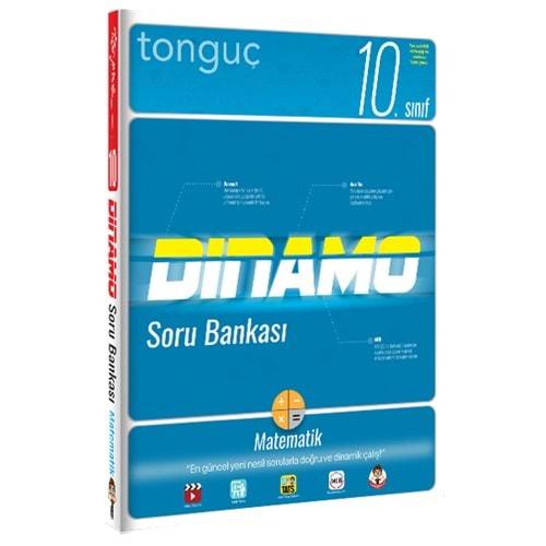 Tonguç Akademi 10. Sınıf Dinamo Matematik Soru Bankası 2021