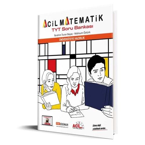 Acil Yayınları Tyt Matematik Soru Bankası 2022