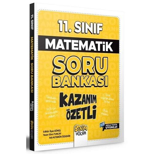 Benim Hocam Yayınları 11. Sınıf Matematik Kazanım Özetli Soru Bankası