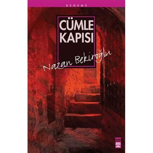 Cümle Kapısı - Nazan Bekiroğlu