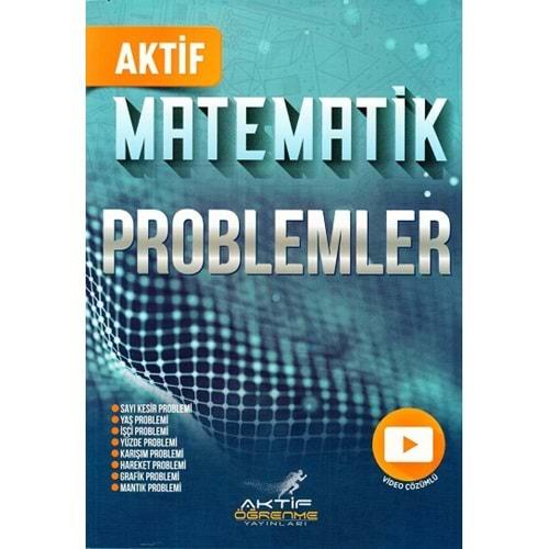 Aktif Öğrenme Yayınları Matematik Problemler Fasikülü