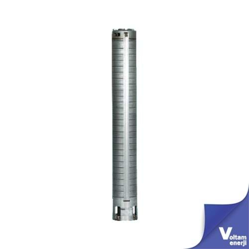 İmpo S4SP 3 / 29 50 Hz (3,00 HP) 4'' Paslanmaz Dalgıç Pompa